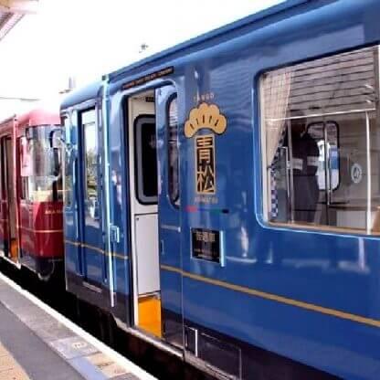 北近畿タンゴ鉄道 観光型列車「青松」