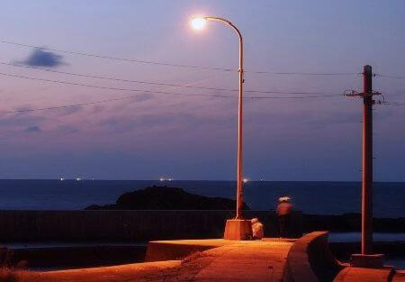 小天橋夜景