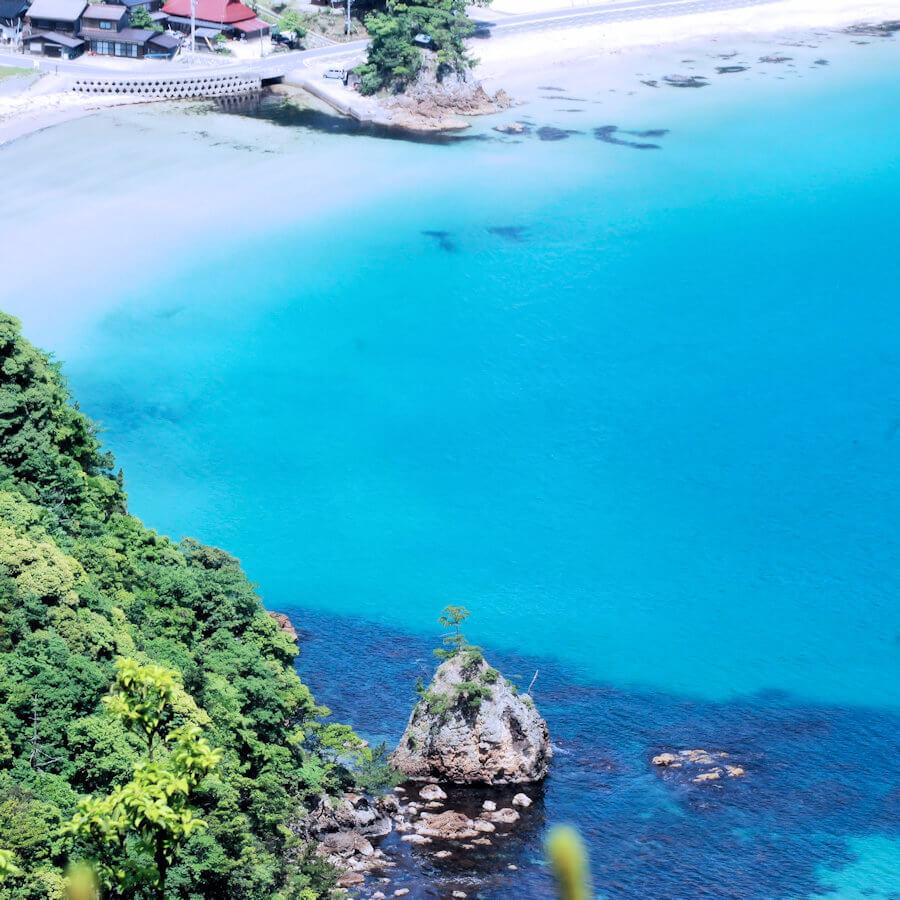 蒲井浜海水浴場