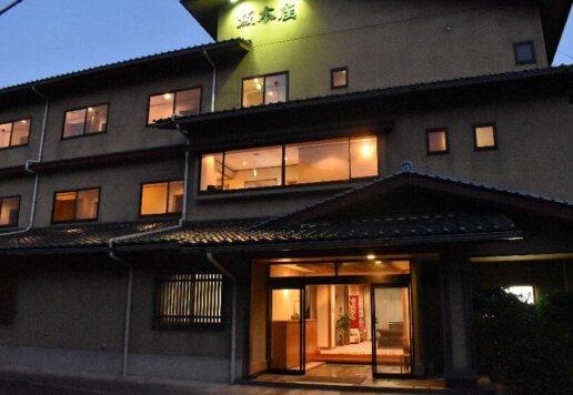 民宿旅館坂本屋の夜景